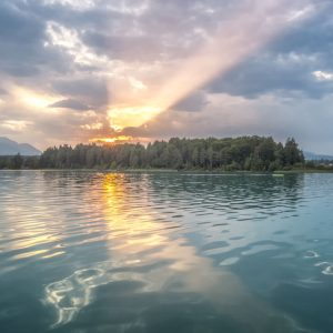 enlighten your days Lake Faak Carinthia Austrialandscapes